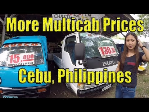 More Multicab Prices In Cebu Requested Video Youtube