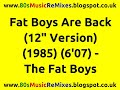 The Fat Boys Are Back (12