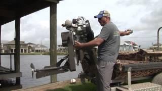 Mud Buddy HDR Mercury Built Trim Unit