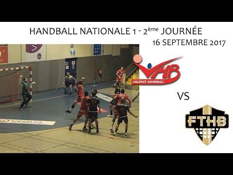 Handball N1 2ème journée VHB vs FRONTIGNAN