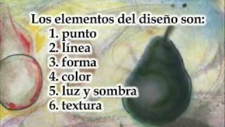 Los Elementos del Diseño.