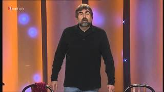 Volker Pispers - Schwarzgeld in Griechenland - Kleinkunstpreis 2014 [HD]