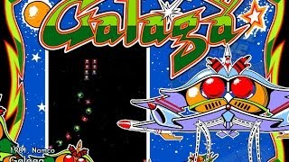 Galaga Sound Effects
