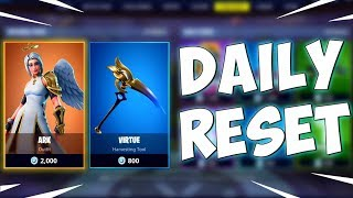THE NEW ARK SKIN (and NEW Free Game!!) Fortnite Daily Reset