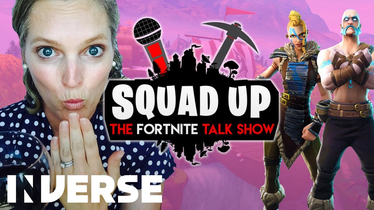 Squad Up: The Fortnite Talk Show #4 - Fortnite Moms (feat. The New Stepford)