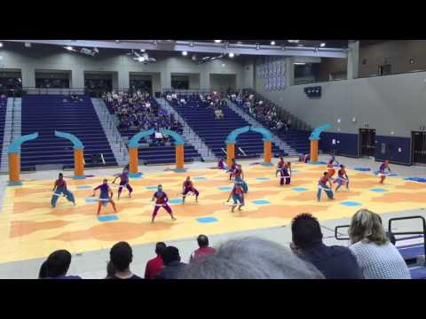 Mt Carmel High School Winter Guard