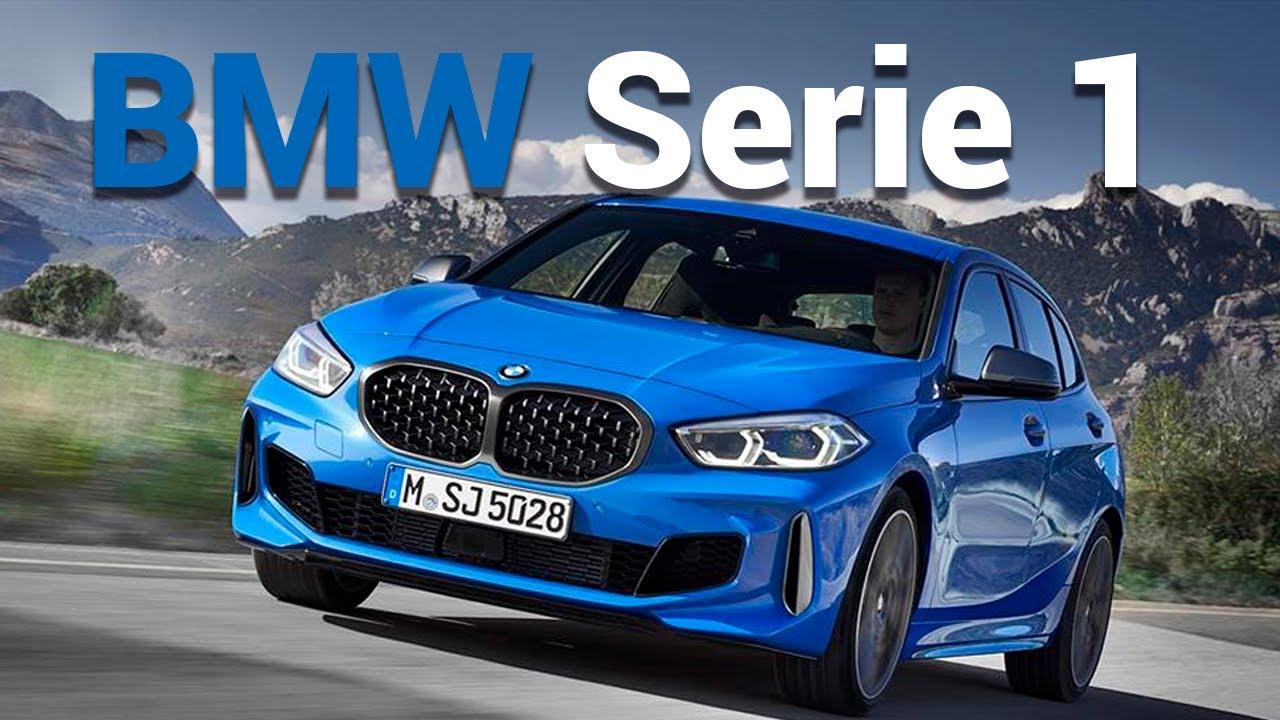 Bmw Serie 1 2020 Es Un Mini X2 Y Con Traccion Delantera Autocosmos