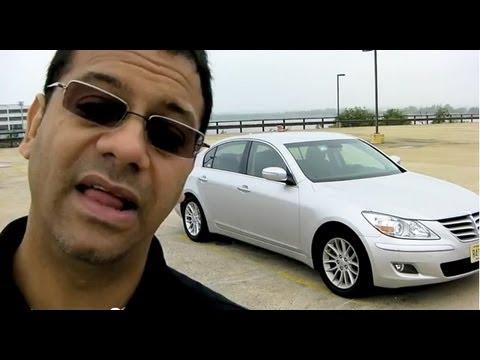 2011 Hyundai Genesis Test Drive & Car Review