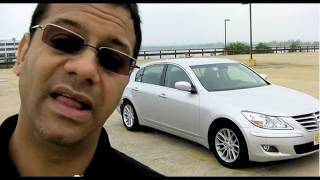 2011 Hyundai Genesis Test Drive Car Review