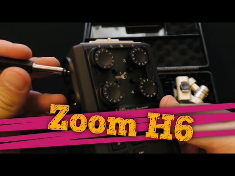 🎙 Обзор Zoom H6 - Рекордер для кино