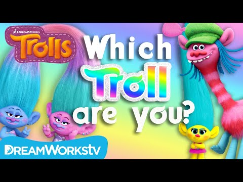 Which Troll Character Are YOU? | TROLLS