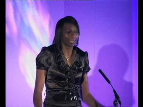 Donna Fraser Motivational Speech 1 of 2