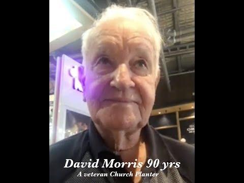 David Morris 90 yrs - Identity Crisis