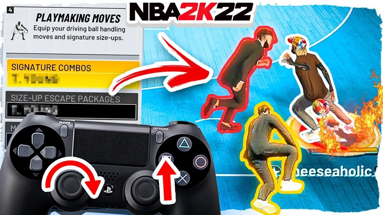 The REAL BEST DRIBBLE MOVES on NBA 2K22 AFTER SEASON 2! FINALLY!