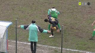 Promozione Girone C Real Cerretese-C.S.Lebowski 1-0