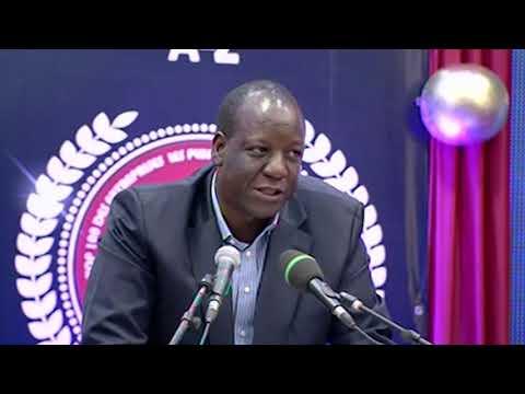 M. Mahamadou BONKOUNGOU : Témoignage du PDG du Groupe EBOMAF lors du Gala des Top 100 Burkina 2015
