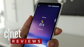 LG V30 hands-on: Big screen, new cameras, sloooow zoom