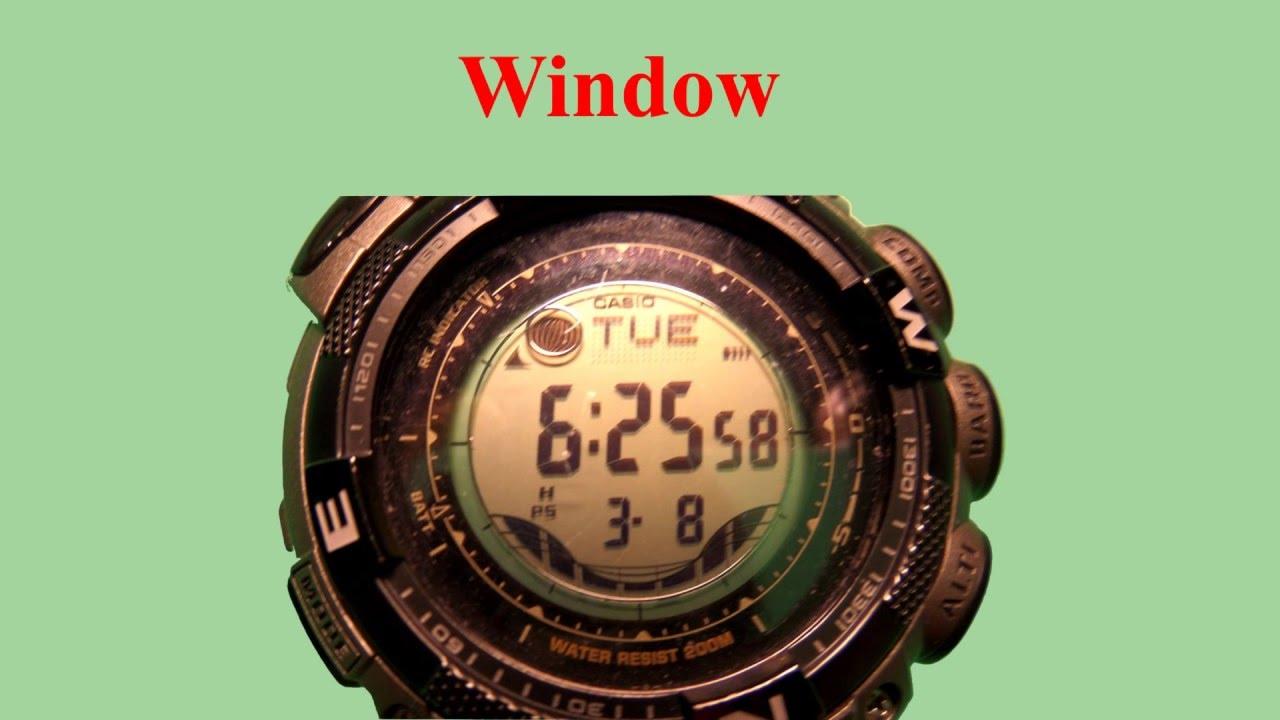 Harga Jual Casio Protrek Prw 3000 1dr Waveceptor Terbaru 2018 3100y Jam Tangan Pria Hitam Synchronization Accuracy Maintenance Of Solar Atomic Watches 3134
