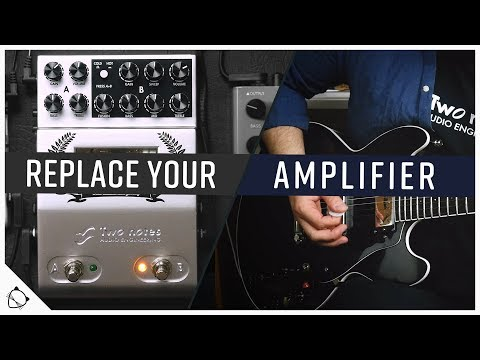 No Amp Needed | Two Notes Le Clean Preamp Demo