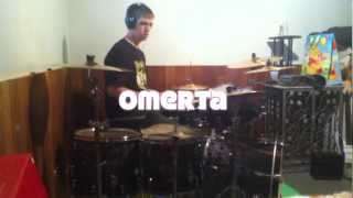 Lamb of God - Omerta (Drum Cover)
