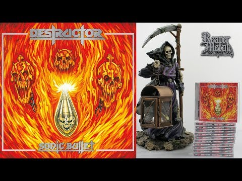 "Power / Thrash Metal Album 2003 | DESTRUCTOR ""Sonic Bullet"" [Full Album]"