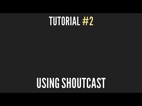 Avakin Life Tutorial - Using SHOUTcast