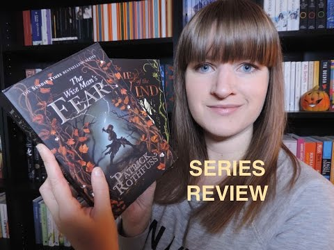 The Kingkiller Chronicle   Series Review