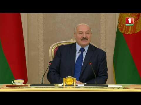 Украинская журналистка - Лукашенко: Россия вернёт Крым?