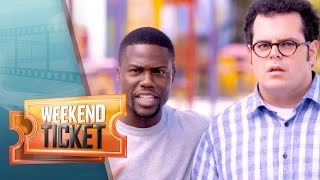 American Sniper, Blackhat, Paddington, The Wedding Ringer - Guest: Kevin Hart | Weekend Ticket
