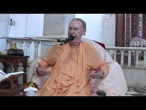Бхагавад Гита 8.19 - Бхакти Чайтанья Свами