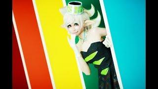 【Splatoon】イマ・ヌラネバー ❁ 踊ってみた 【コスプレ】 thumbnail
