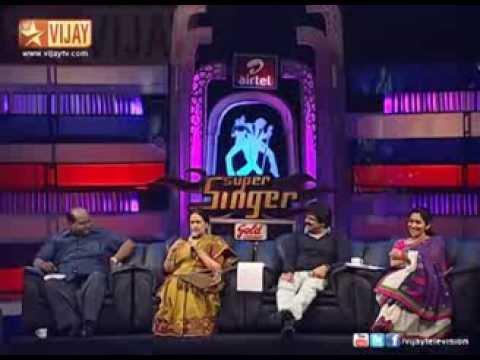 Soniya sings Puththam Puthu Kaalai