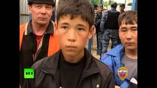 В Москве задержали около тысячи нелегальных иммигрантов
