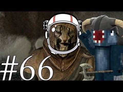 Let's Play Skyrim - J'zargo The Astronaut!! [66]
