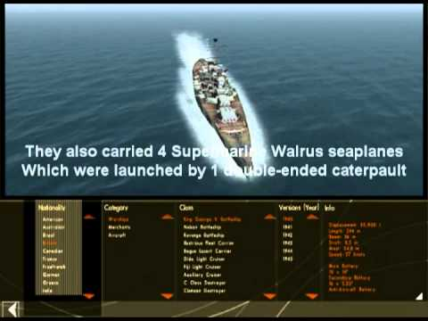 King George V Battleship