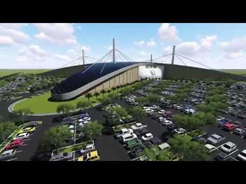 Envisioned Black Star Stadium : Ghana's Long Term National Development Plan
