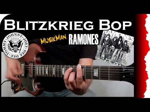 Blitzkrieg Bop 👽 / Ramones | Cover #101