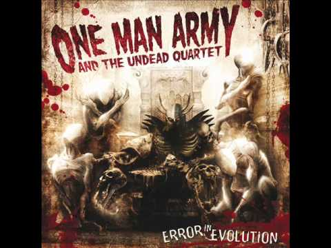 One Man Army And The Undead Quartet - Knights In Satan Service [Good Quality]