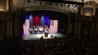 Full Bernie Sanders speech, 4/17/17, Portland, ME