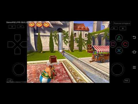 Asterix & Obelix: Kick Buttix,XXL 2,Asterix at the Olimpic Games,Damon Ps2 Emulator v4.1.1,Snap 865 |