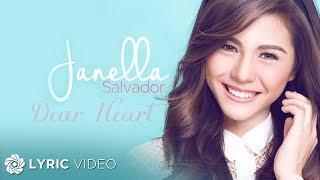 Janella Salvador - Dear Heart (Official Lyric Video)