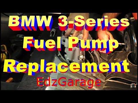 07 bmw 750li fuel pump replacement