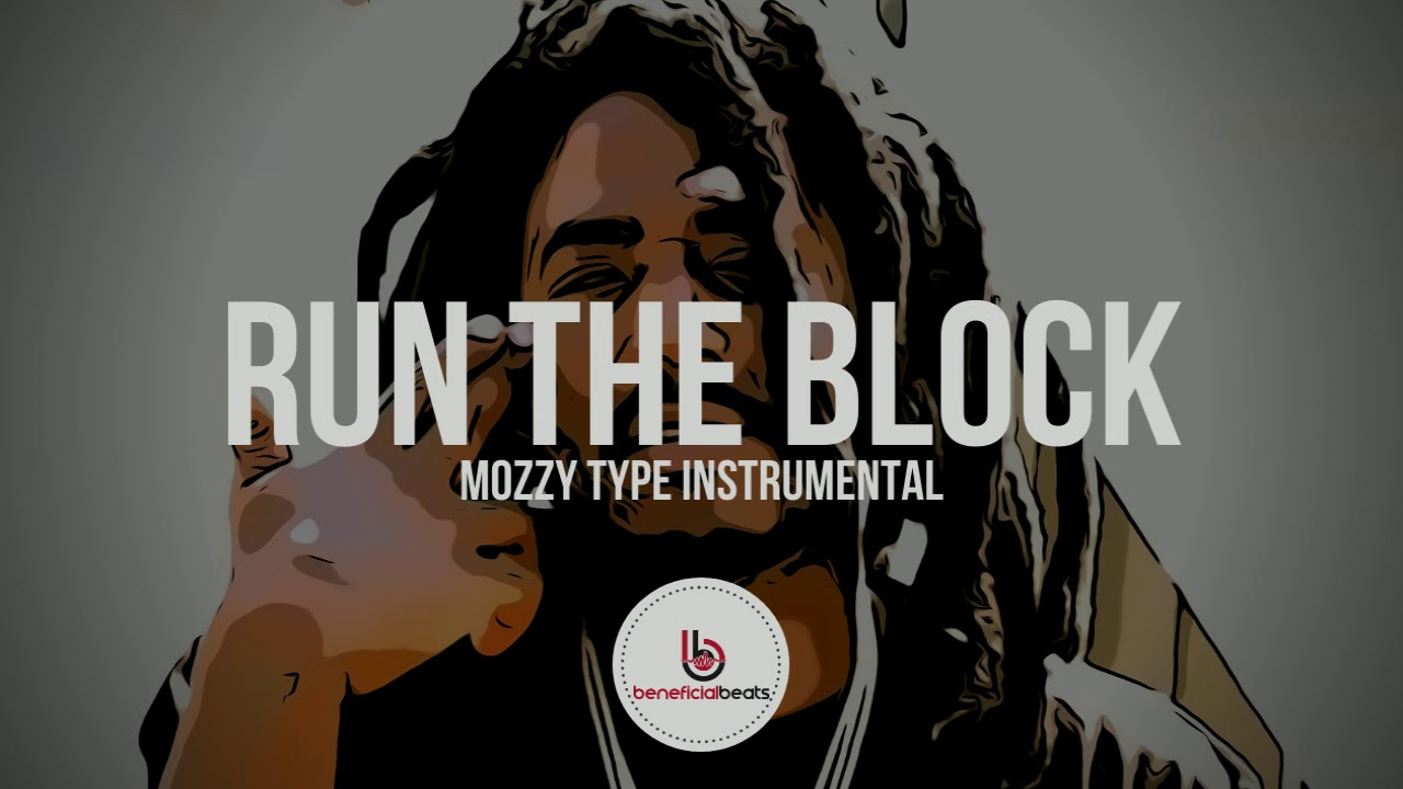 "(Free) Mozzy Type Beat ""Run The Block""   2020   West Coast Rap Instrumental"