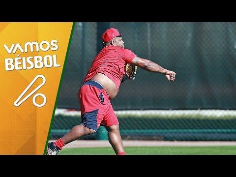 Pablo Sandoval y su sobrepeso