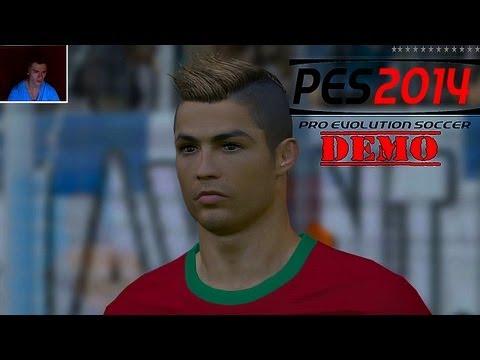 PES 14 DEMO | Обзор / Первый взгляд от Креатива [1080p] (Pro Evolution Soccer 14)