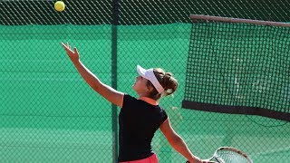 Turnieje tenisowe OST dla kobiet i młodzieży