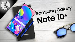 Galaxy Note 10 Plus | Note10+ (Indian Retail Unit) - Unboxing & Hands On Review!