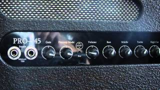 Motion Sound Pro 145 - Rock Demo