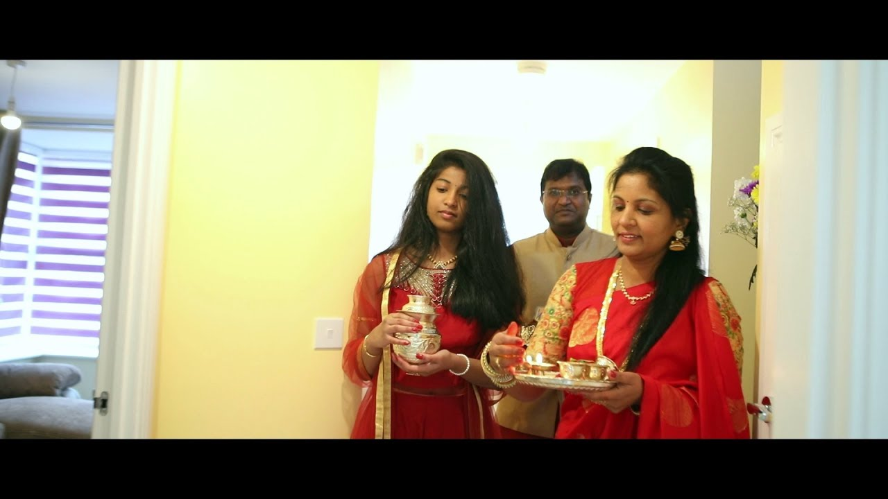 Narendra Snehalatha Reddy S Housewarming Ceremony In