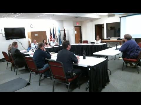 Livingston City Commission 6.6.17